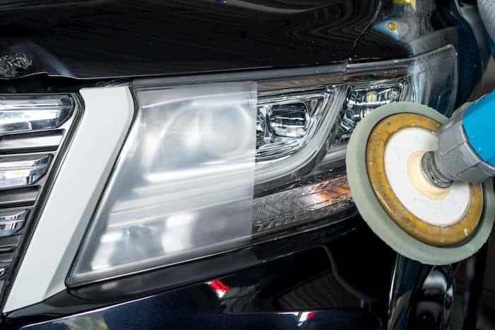 How to Polish Headlights