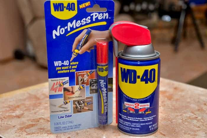 what can do with wd-40