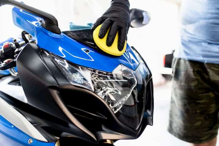 How to Clean Motorcycle Headlight with Home DIY