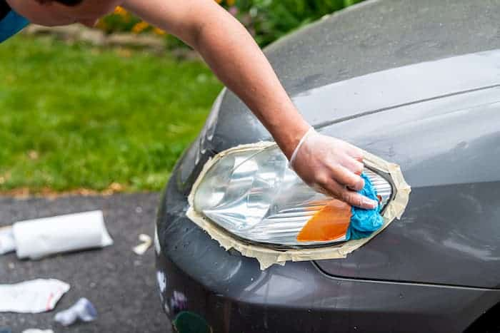 Restore Headlights with Toothpaste VS Headlight Restoration Kit