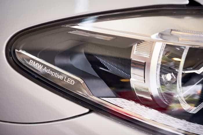 high beam reflection headlights