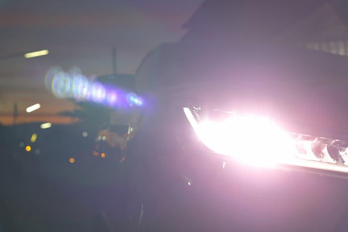 high dim headlight