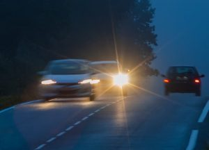 When should you use dipped headlights and what are they